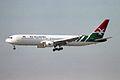 Air Seychelles Boeing 767-37D-ER S7-AHM (25602484593).jpg