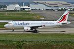 Airbus A320-200 SriLankan AL (ALK) F-WWDK - MSN 4694 - Will be 4R-ABM (5646602311).jpg