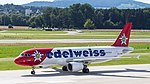 Airbus A320-214 der edelweiss air in Zürich.jpg