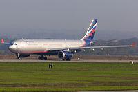 VP-BDD - A333 - Aeroflot