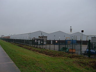 Brough, East Riding of Yorkshire - BAE Systems factory in Brough.