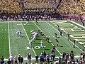 Akron vs. Michigan football 2013 11 (Akron on offense).jpg