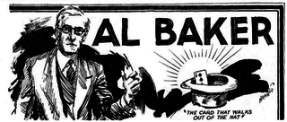 Al Baker (magician)