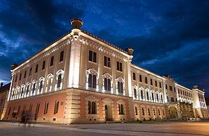 National Museum of the Union - Image: Alba Iulia Muzeul Unirii