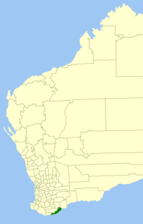 City of Albany Local government area in Western Australia