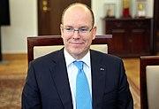 Albert II Prince of Monaco Senate of Poland 02