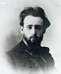 Albert Londres en 1923.