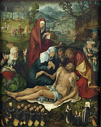 Albrecht Dürer: Lamentation of Christ