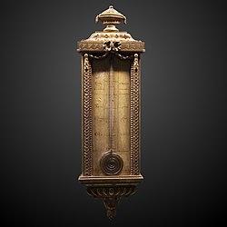 Claude-Simon Passemant: Alcohol thermometer-CNAM 1589