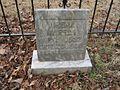 Alex Haley family grave sites Bethlehem Cemetery Henning TN 2014-02-08 010.jpg