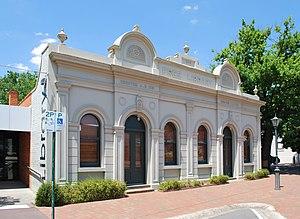 Alexandra, Victoria - Image: Alexandra Library