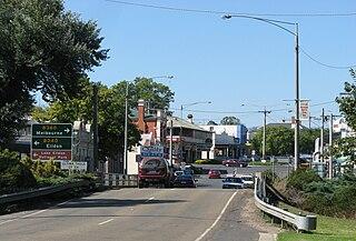 Alexandra, Victoria Town in Victoria, Australia