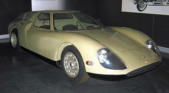 Officine Stampaggi Industriali - Image: Alfa Romeo Scarabeo OSI 1966