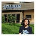 Alfredo Sirica at Cinecittà.jpg