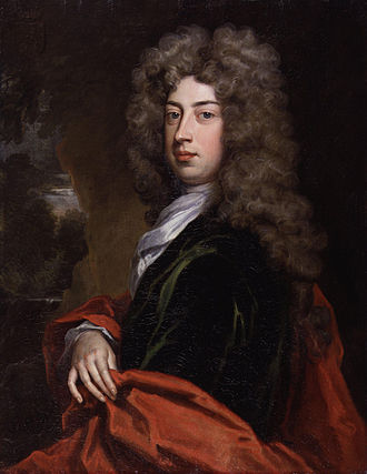 Algernon Capell, 2nd Earl of Essex - Image: Algernon Capel, 2nd Earl of Essex by Sir Godfrey Kneller, Bt