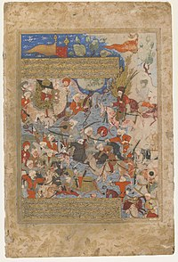 Ali and Aisha at the Battle of the Camel.jpg