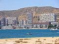Alicante - Vista de la Albufereta desde el Cabo de las Huertas.jpg