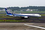 All Nippon Airways Boeing 767-381-ER (WL) (JA622A-40567-1000) (20378798080).jpg