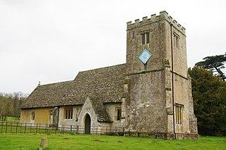 East Lockinge village in United Kingdom