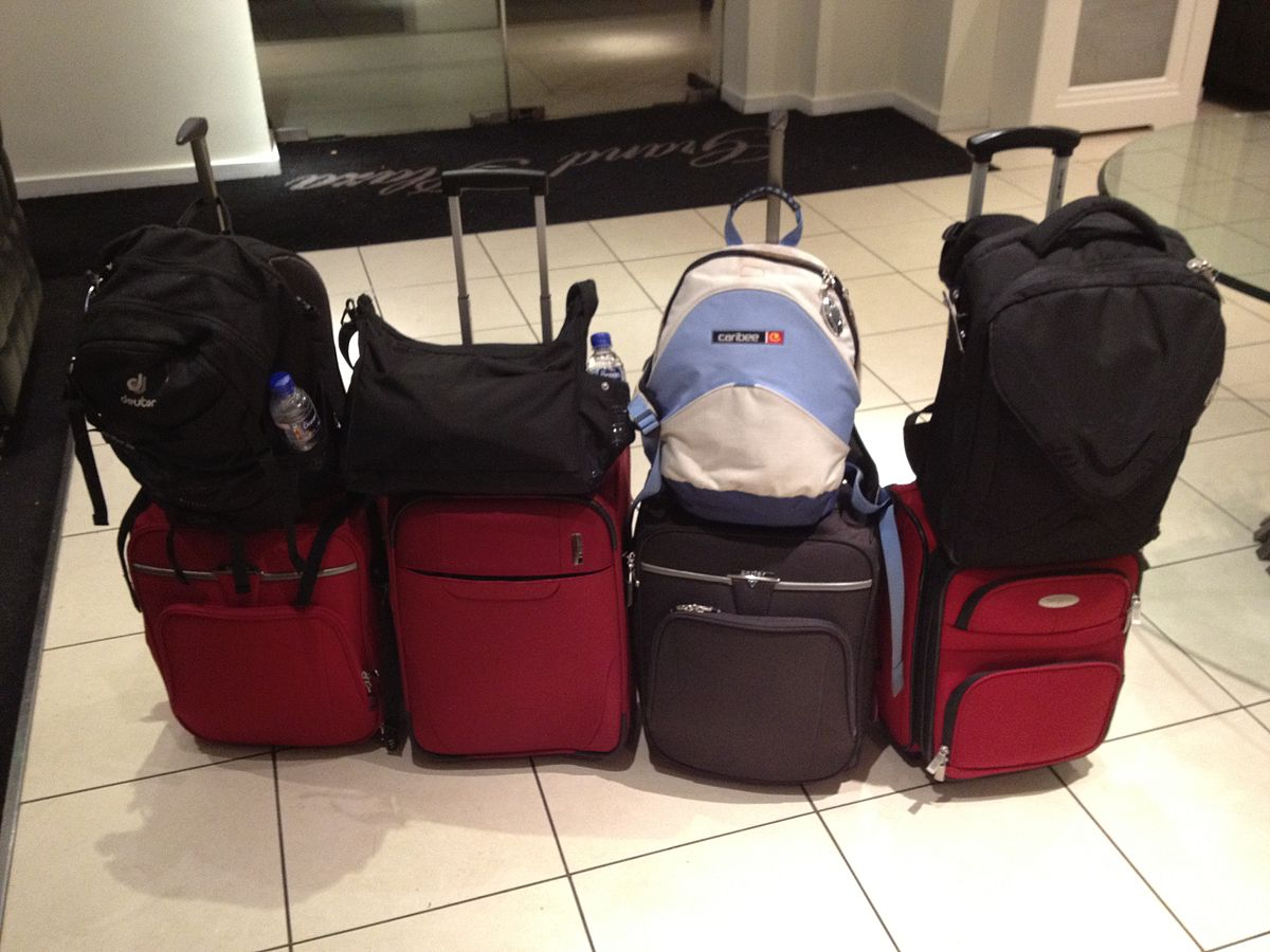 Flight Baggage Travel Guide At Wikivoyage
