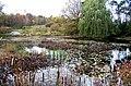 Allan's Mill pond, October, 2009 (5021227562).jpg