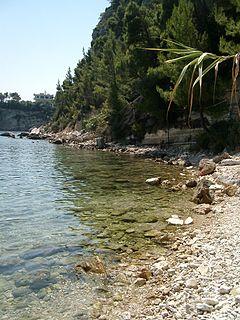 Alonnisos Marine Park Marine protected area in the Aegean sea, Greece