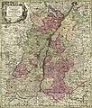 Alsatia Landgraviatus cum utroque Marchionatu Badensi, Sundgovia, Brisgovia.jpg