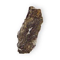 Altaite in rock Lead Telluride Hilltop Mine Organ Mountains Dona Ana County New Mexico 2261.jpg