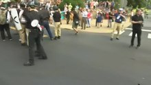 File:Altercations at Charlottesville Rally.webm