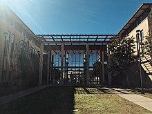 Alvarez Hall formerly known as San Saba