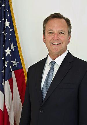David J. Lane (ambassador) - Ambassador Lane in 2014
