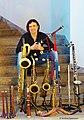 Amir Gwirtzman with musical instruments.jpg