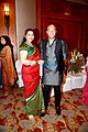 Amit Behl at Siddharth Kannan's wedding reception.jpg