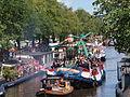 Amsterdam Gay Pride 2013 DoD Ministerie van Defensie boat pic2.JPG