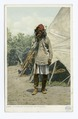 An Apache Chief in Camp, New Mexico (NYPL b12647398-69466).tiff