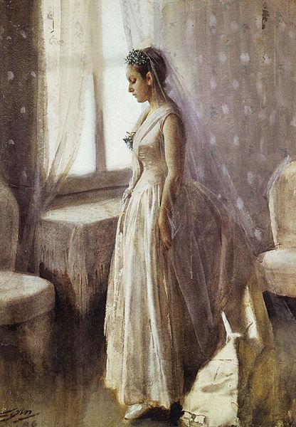 File:Anders Zorn - Bruden (The Bride).jpg