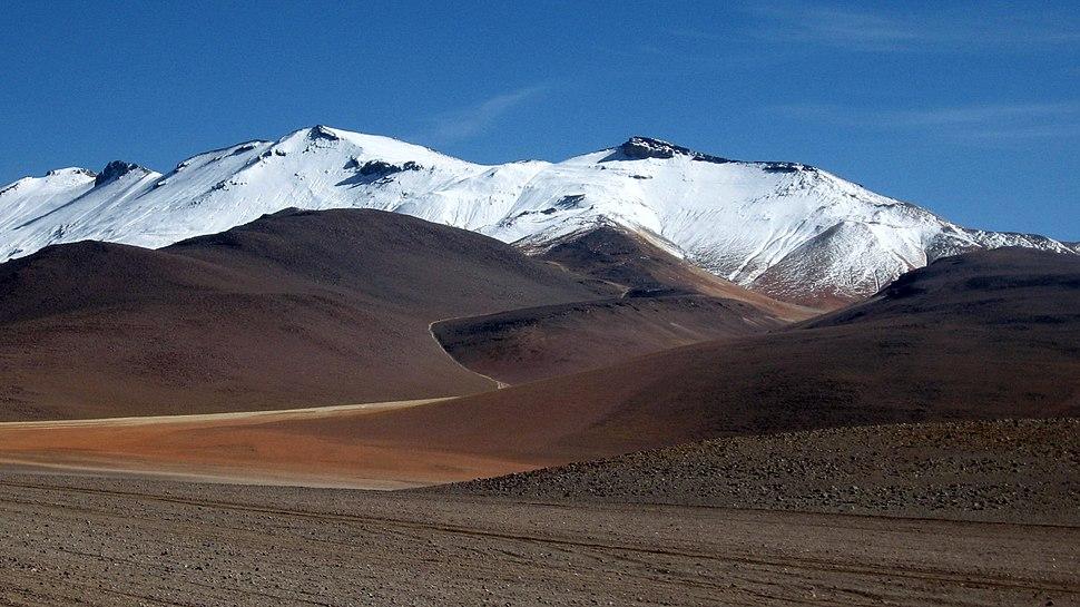 Andes potosinos - Bolivia