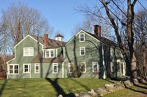 Abbot-Stinson House - Image: Andover MA Abbot Stinson House