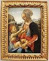Andrea del verrocchio, madonna col bambino, 1460-70 ca.JPG