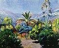 Andreas Andersen. California garden.jpg