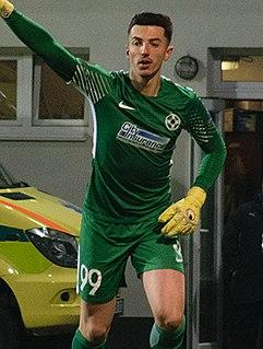 Andrei Vlad Romanian footballer
