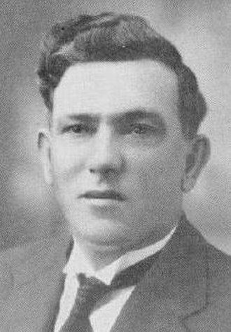 Andrew Lacey - Andrew Lacey in 1922
