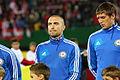 Andrey Sidelnikov before match.JPG