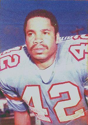 Andy Hopkins - Image: Andy Hopkins, Houston Oilers 1971