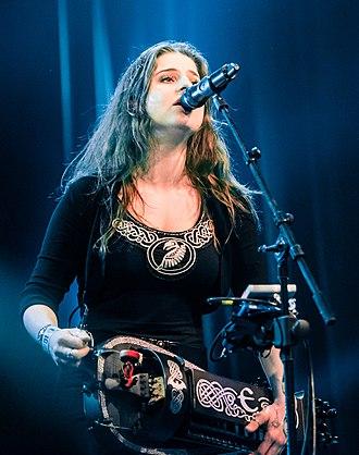 Anna Murphy (musician) - Image: Anna Murphy (musician) 2007