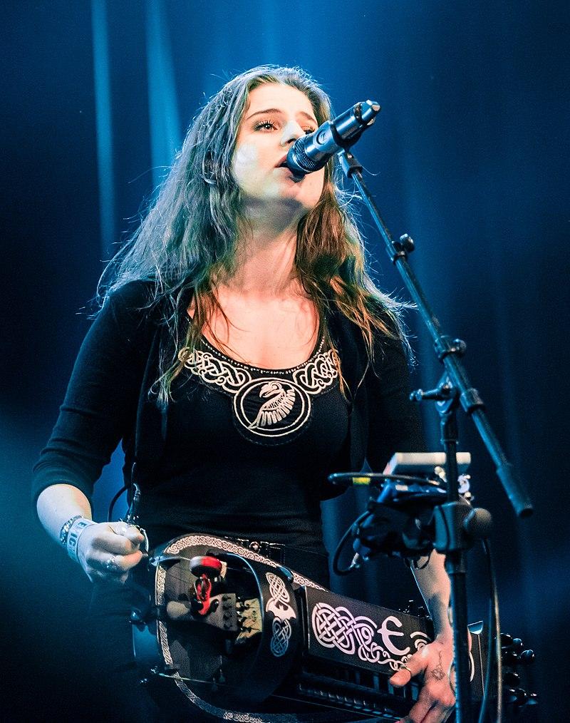Anna Murphy (músico) 2007.jpg