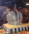 Anna of Russia's crown (1730, Kremlin museum) by shakko 06.jpg