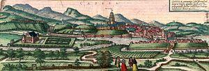 Kassel - Kassel, 16th century