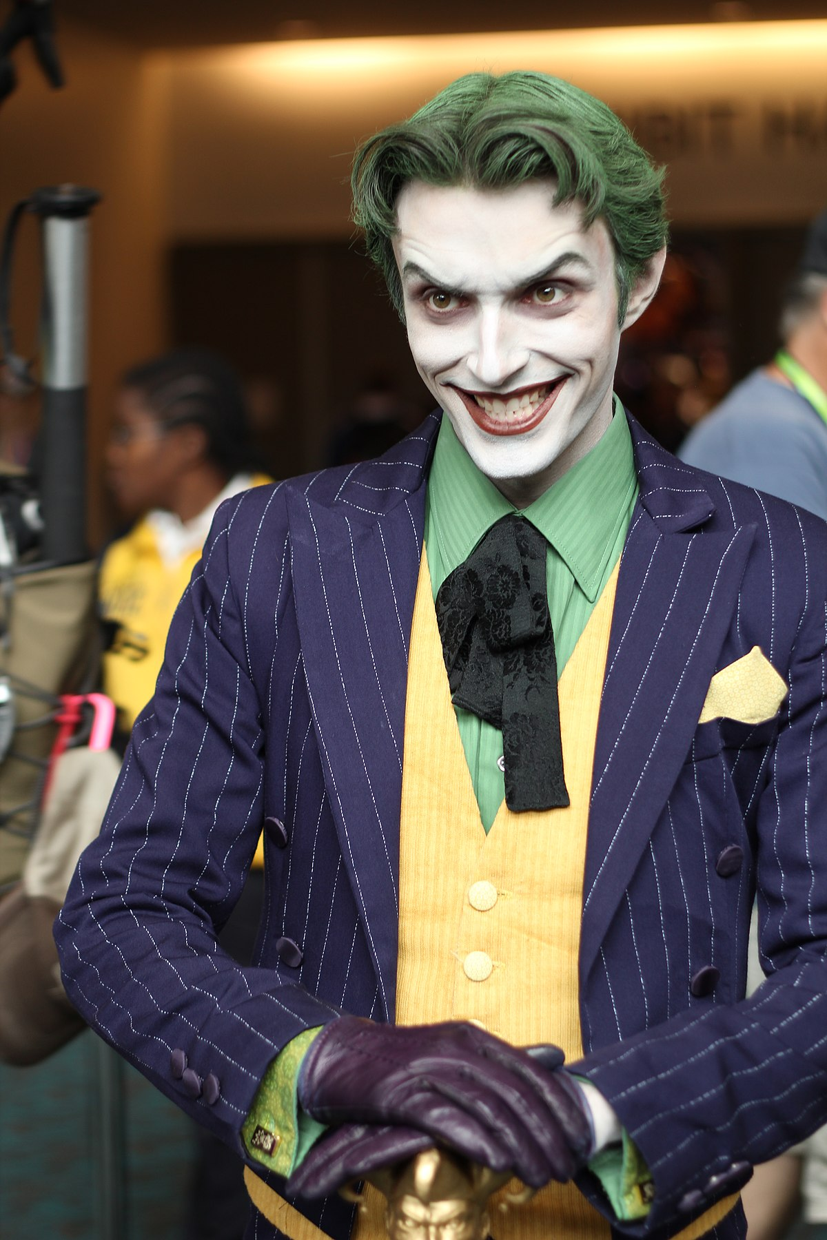 Kevin Michael Richardson Joker Joker (Batman) - Wikip...