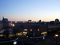 Anticyclonic twilight over Dundee's city centre rooftops. - geograph.org.uk - 80515.jpg